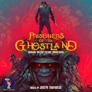 Carátula BSO Prisoners of the Ghostland - Joseph Trapanese