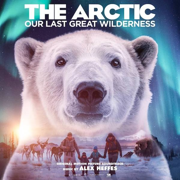 Lakeshore Records edita The Arctic: Our Last Great Wilderness
