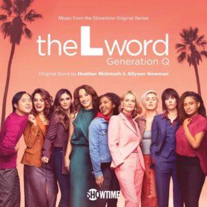 Carátula BSO The L: Word Generation Q - Heather McIntosh y Allyson Newman