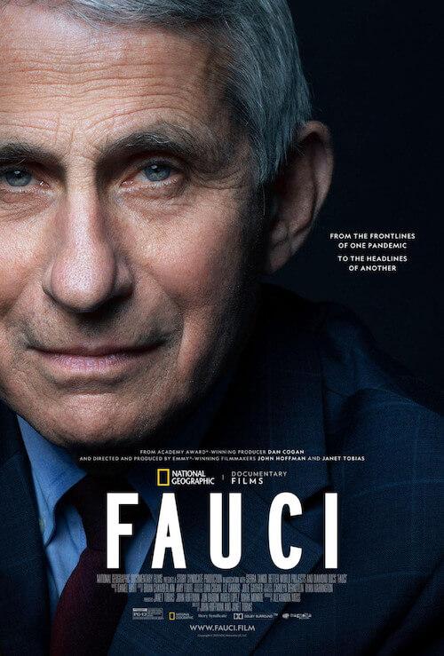 Daniel Hart para el documental Fauci