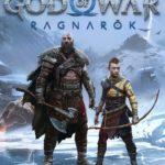 Póster God of War: Ragnarök