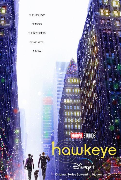Christophe Beck para la miniserie Hawkeye