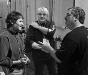 James Horner, Simon Franglen y Jon Landau
