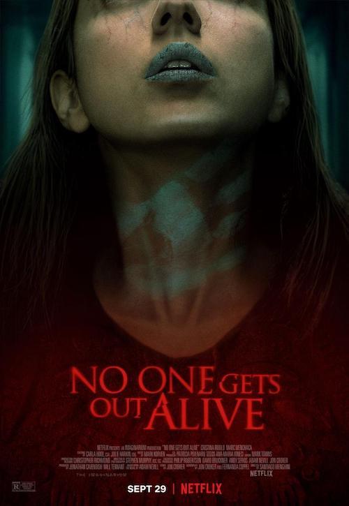 Mark Korven para el triller de terror No One Gets Out Alive