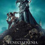 Roque Baños para la cinta de terror Veneciafrenia