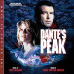 Carátula BSO Dante's Peak - John Frizzell y James Newton Howard