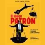 Carátula BSO El buen patrón - Zeltia Montes