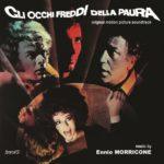 Caratula BSO Gli Occhi Freddi Della Paura - Ennio Morricone