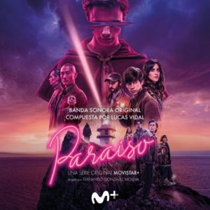 Carátula BSO Paraíso - Lucas Vidal