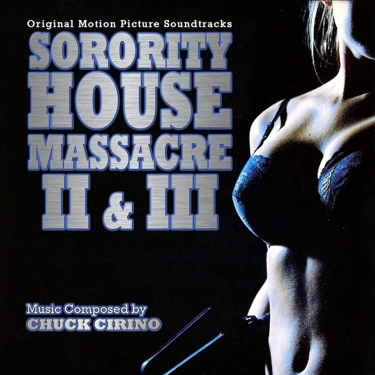 Dragon's Domain Records edita Sorority House Massacre II & III de Chuck Cirino