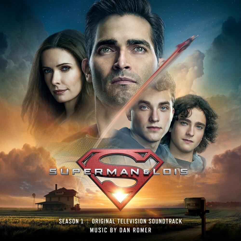 WaterTower Music edita la banda sonora Superman & Lois