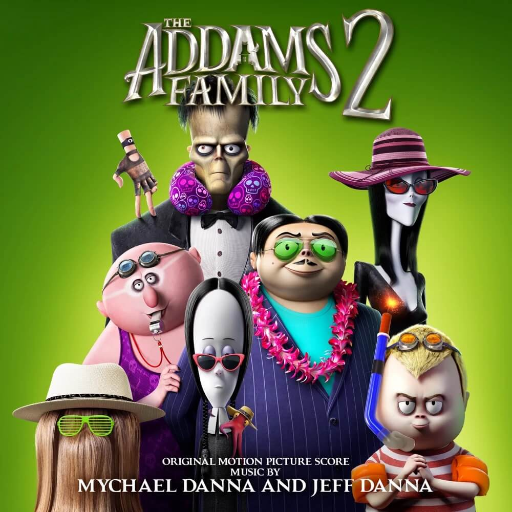 Lakeshore Records edita la banda sonora The Addams Family 2