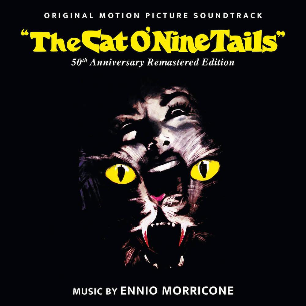 Quartet Records edita The Cat o'Nine Tails de Ennio Morricone