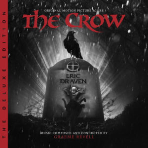 Carátula BSO The Crow - Graeme Revell