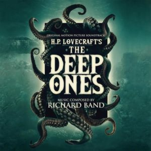 Carátula BSO The Deep Ones - Richard Band