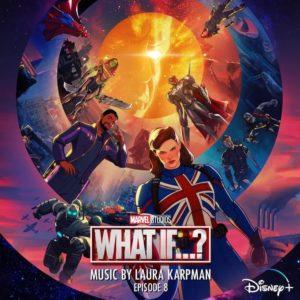 Carátula BSO What If… Ultron Won? - Laura Karpman