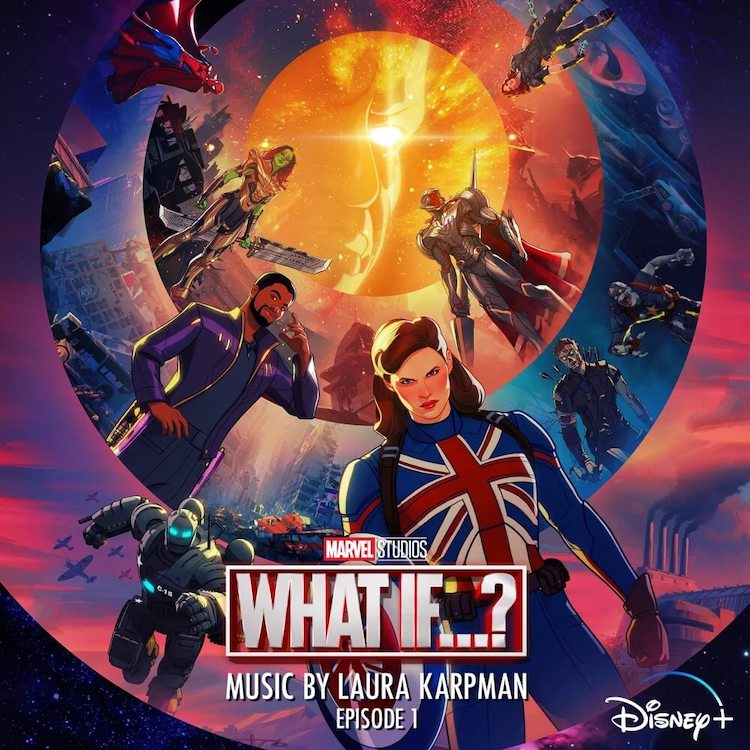 Hollywood Records y Marvel Music editan la banda sonora What If…?