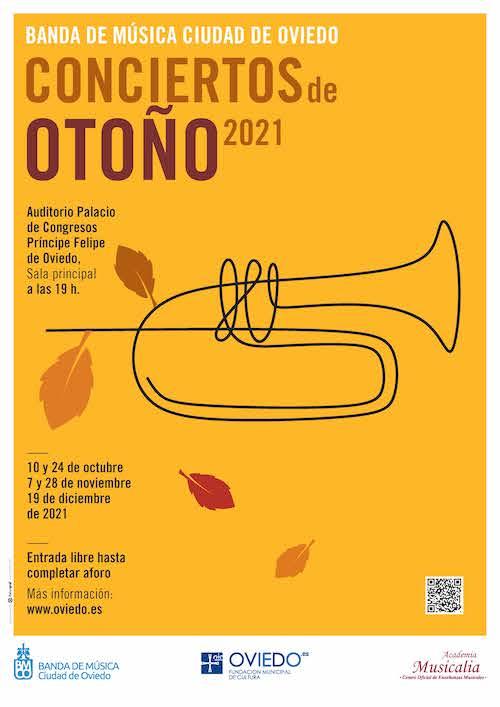"""Concierto Bandas Sonoras por la Banda de Música """"Ciudad de Oviedo"""""""